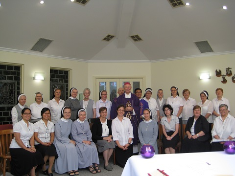 Provincial Gathering and Chapter Marayong NSW