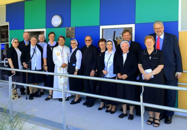 The New Classrooms at St Andrew Primary School named after Sr Josita Paczkowska