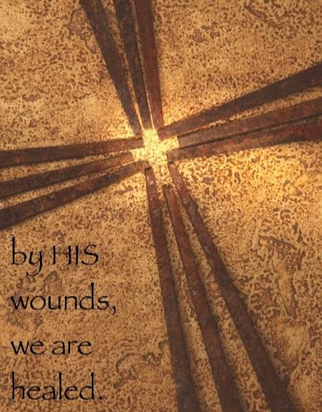 Healed by His Wounds